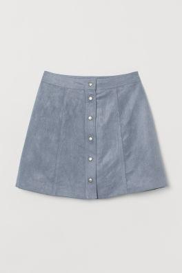 acba96f41177 Skirts For Women | Maxi, Denim & Pencil Skirts | H&M US