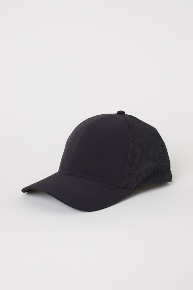 Mesh cap - Black - Men | H&M GB