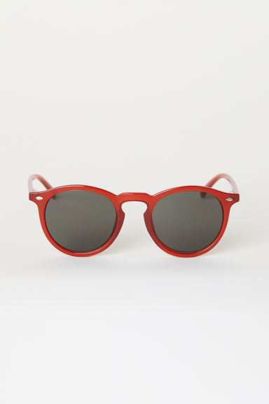 Sunglasses - Red - Men | H&M US