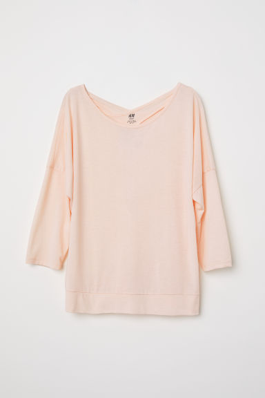 Yoga Top - Pink - Ladies | H&M CA