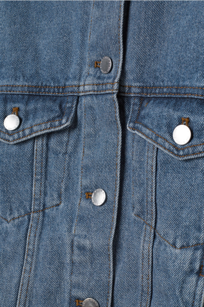 0d5cfbaf3b82 Denim Jacket - Denim blue - Ladies