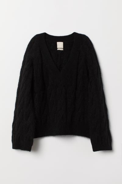 H&M - Pull en laine mélangée - 5