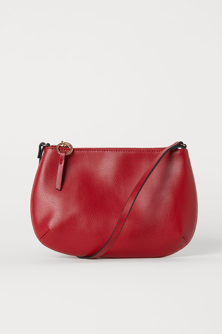 Small shoulder bag - Red -  | H&M CN