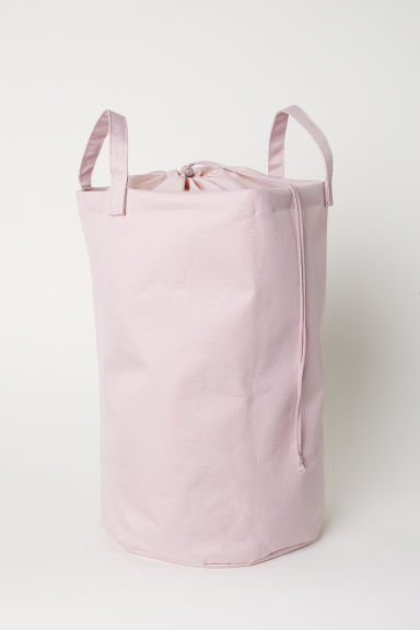 Laundry bag - Powder pink - Home All | H&M CN