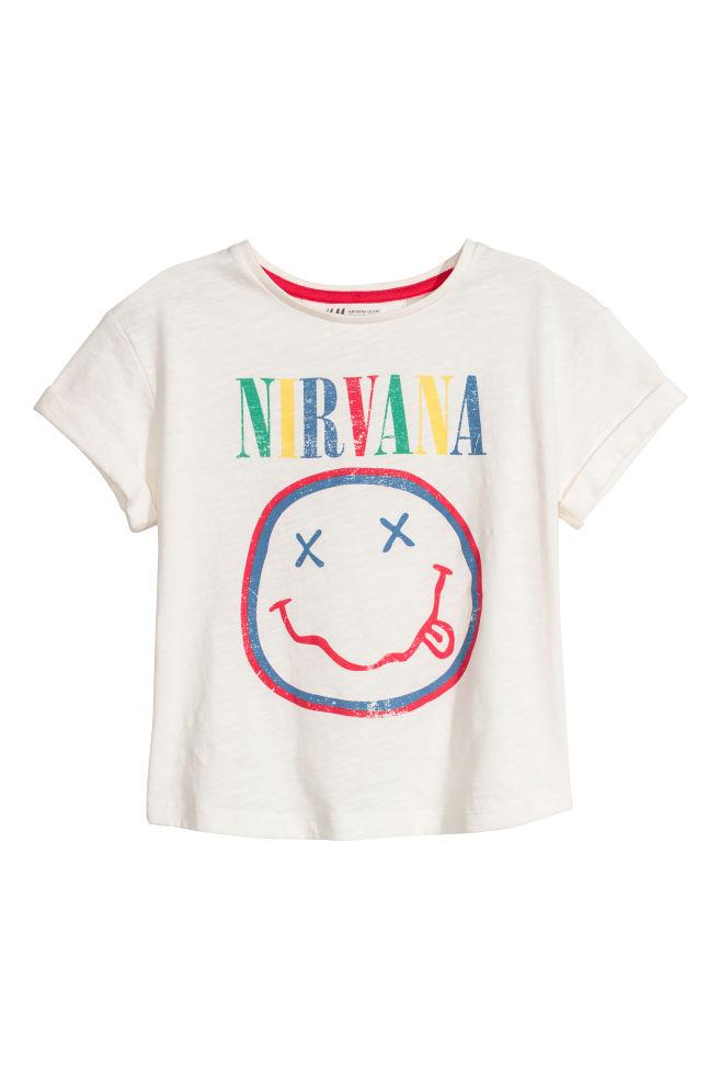 0db100da0d1f0 Printed T-shirt