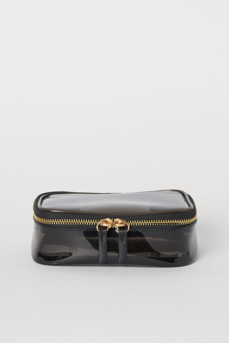 Make-up-Tasche - Schwarz - Ladies | H&M DE