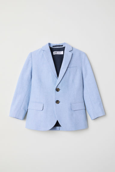Cotton jacket - Light blue - Kids | H&M