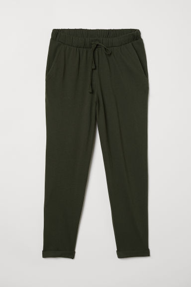 Joggers - Dunkelgrün - Ladies | H&M AT