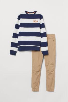 47b44a1fc89 SALE - Boys Pants 8-14+ years - Shop kids clothing online   H&M US