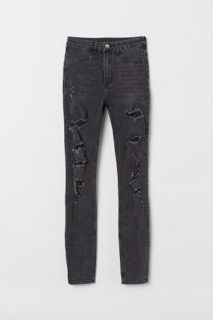 Super Skinny High Jeans
