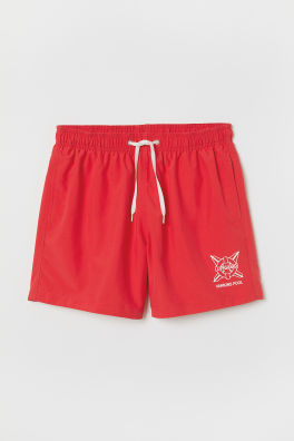 aeec8372fc Men's Swim Trunks | Swimwear | H&M US