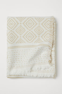 Bed Blankets & Throws | Bedroom | HOME | H&M US