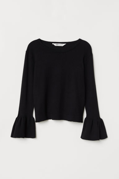 Jumper - Black - Kids | H&M CN