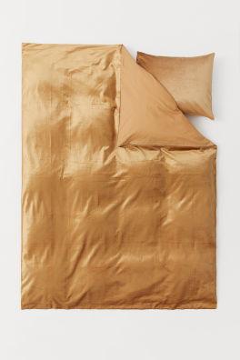 Rørig Sengetøj – H&M Home Collection – Shop online   H&M DK PV-18