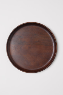 Large Wooden Tray
