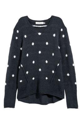185777ed6 Dámské svetry – nakupujte poslední trendy online | H&M CZ