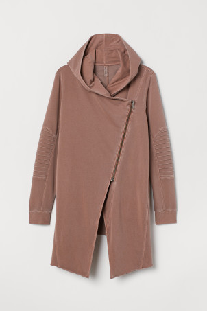 H&M+ Hooded Cardigan
