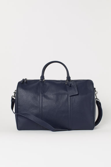 Weekend bag - Dark blue - Men | H&M CN