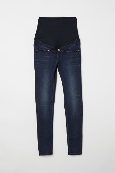 MAMA Skinny Jeans - Blue - Ladies | H&M IE