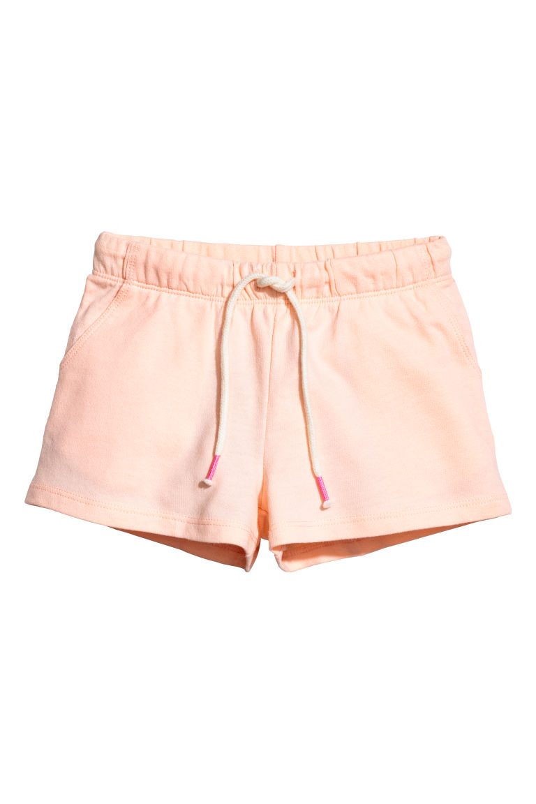 Shorts in jersey - Albicocca - BAMBINO | H&M IT
