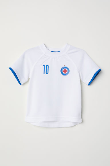 Football shirt - White/England -  | H&M