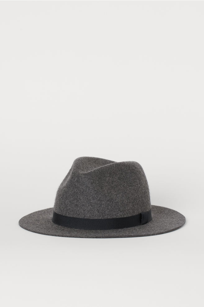 5cc995001 Felted wool hat
