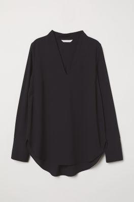 Hemden   Blusen - Damen - Online shoppen   H M DE a7e102792e