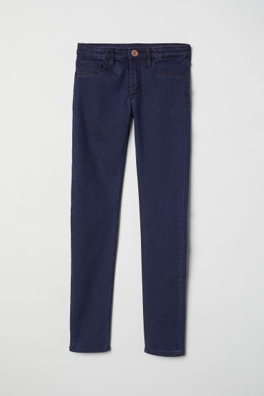 Superstretch Skinny Fit Jeans - Deep blue - Kids | H&M