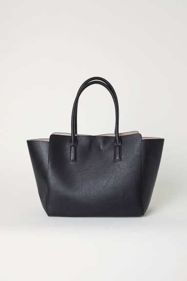 Shopper - Schwarz - Ladies | H&M AT