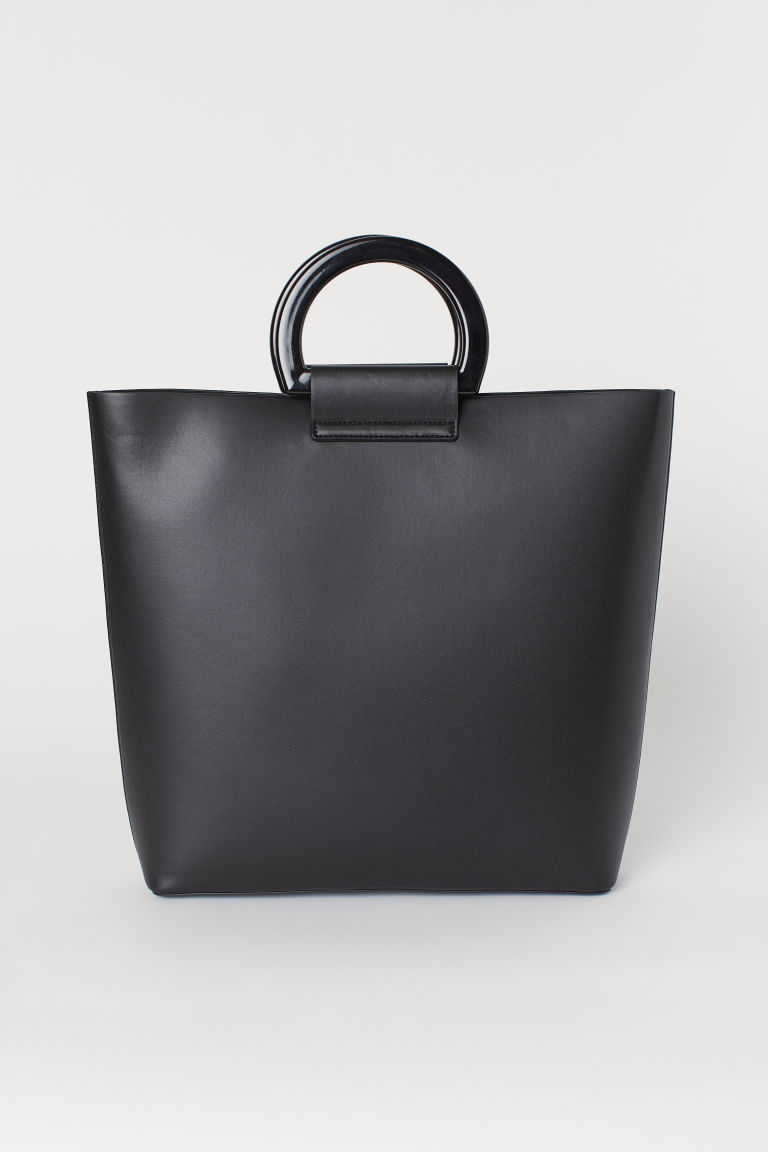 Bolso shopper - Negro -  | H&M MX