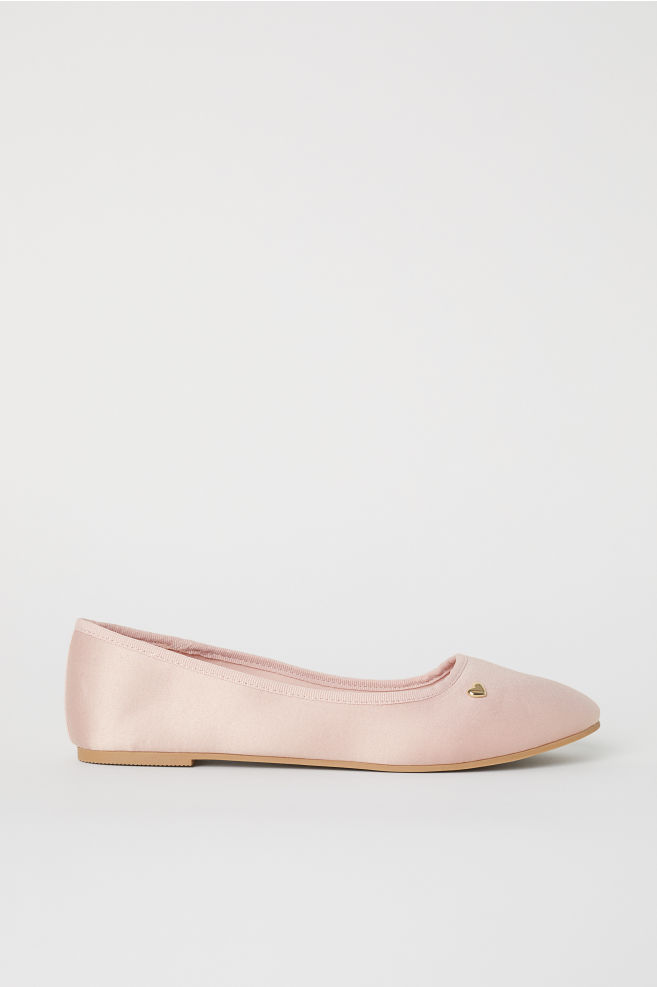 058eaa2f077 Ballet Flats - Powder pink - Ladies