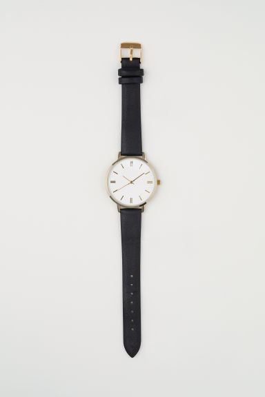 Watch - Black -  | H&M CN