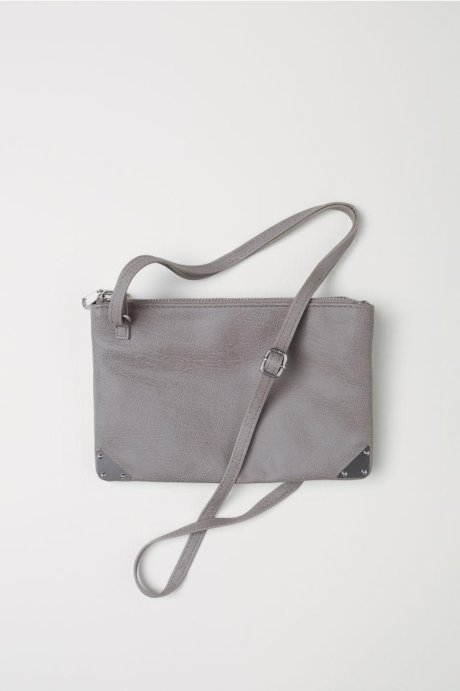 e627ec3f1265 Small Shoulder Bag - Dark taupe - Ladies