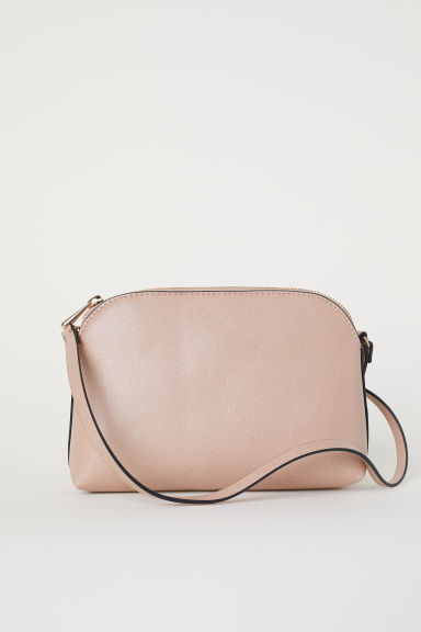 Shoulder bag - Powder pink -  | H&M