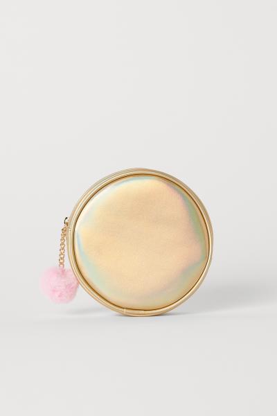 H&M - Round make up-bag - 1
