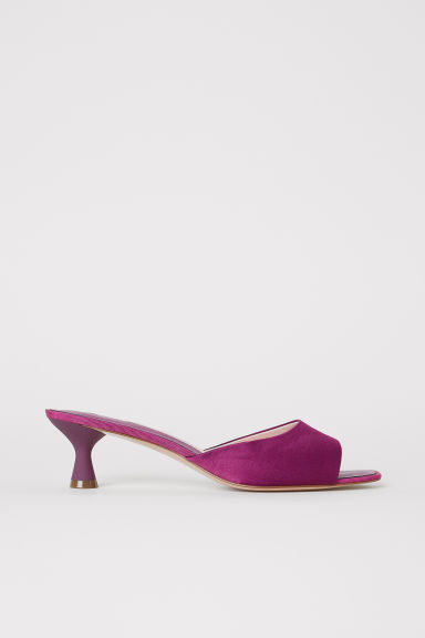 Mules - Cerise - Ladies | H&M US