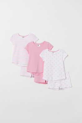 f8883601929d9 3-pack jersey pyjamas