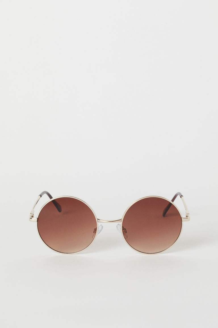 Sunglasses - Gold-coloured -  | H&M