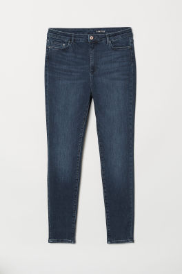 9165426a H&M+ Shaping Skinny High Jeans