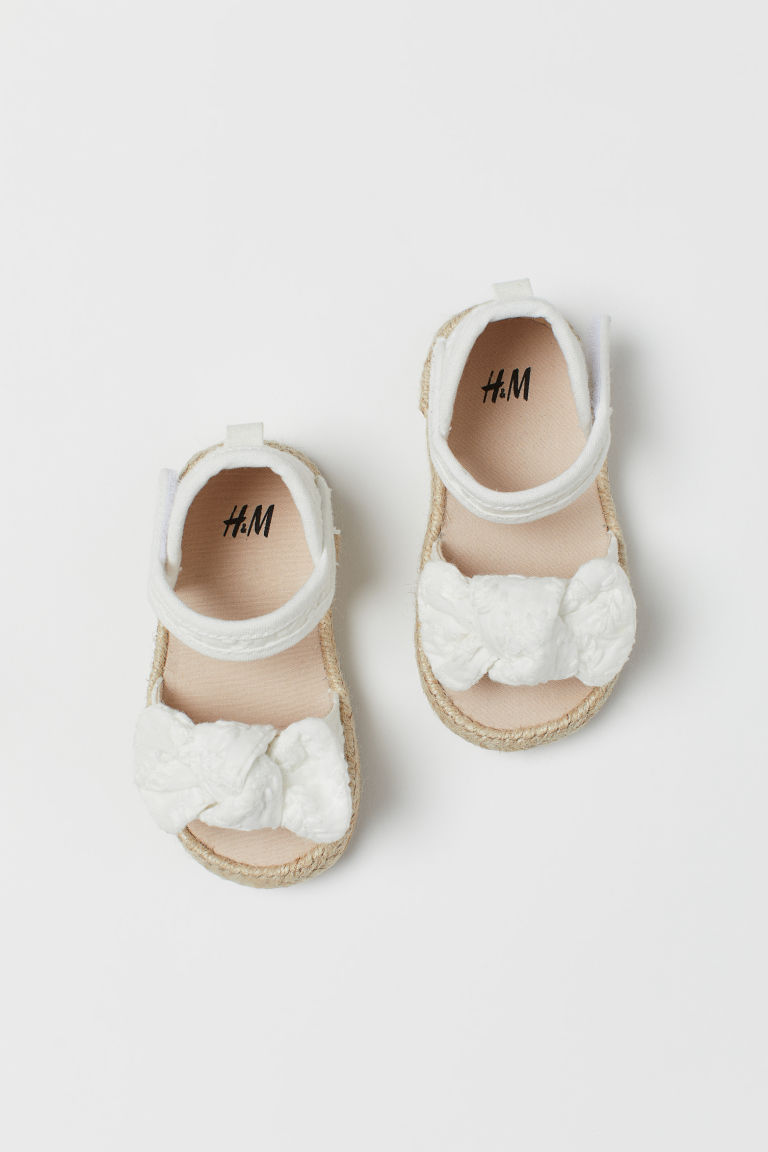 Sandals - White - Kids | H&M US