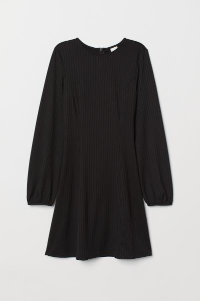 H&M - Ribbed dress - 5