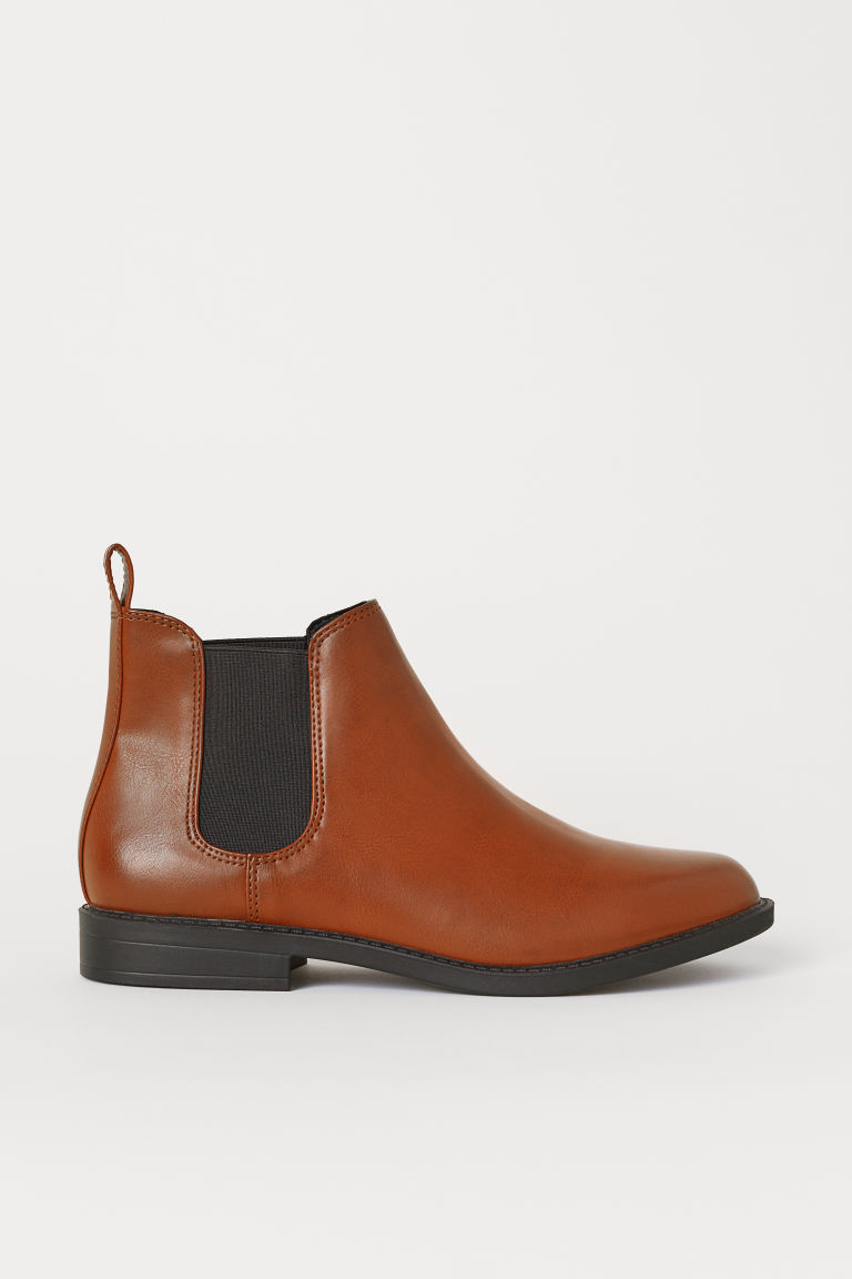 Chelsea boots - Brown - Ladies | H&M CN