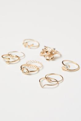 ffbf600ef2 Women's Jewelry - Shop the latest trends online | H&M US