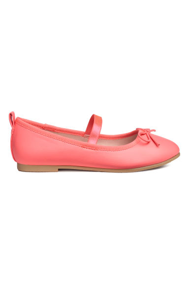 Ballet pumps - Neon pink - Kids | H&M