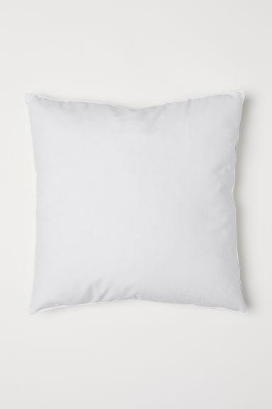 Inner cushion 40x40 - White - Home All | H&M CN