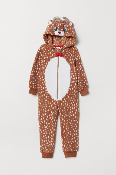 Fancy dress costume - Brown/Spotted - Kids | H&M GB