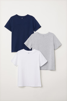 Set van 3 T-shirts