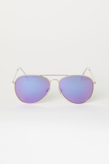 Occhiali da sole - Argentato/viola -  | H&M IT