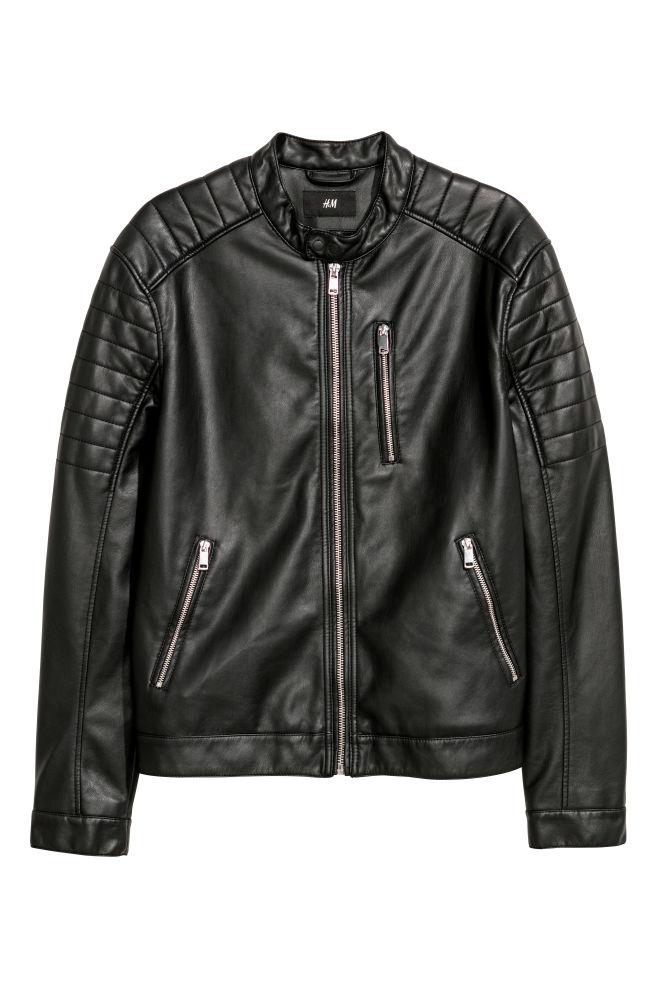 fa04034e616c1 Biker Jacket