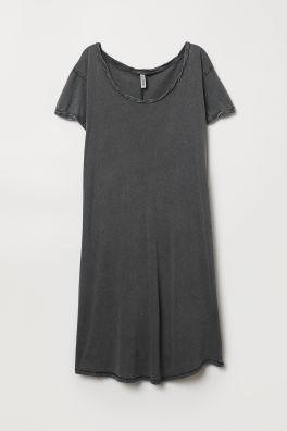 4b6e2e352dcb Krátke tričkové šaty